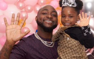Davido's Daughter Imade Bags Ambassadorial Deal With Eva Soap