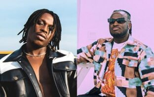 """""""He Kissed In The Video"""" – Peruzzi Replies Twitter User Who Asked Him To Pay Fireboy 1M"""