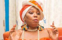 Fela's Daughter, Yeni Kuti Explains Why Seun Kuti Walked Out On Governor Sanwo Olu