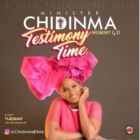 Chidinma Ekile switches to Gospel music