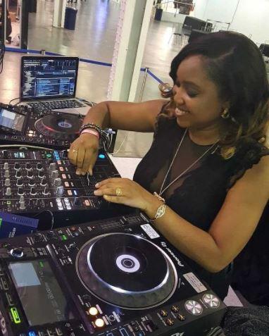 DJ Frizzie Top Nigerian Female DJ