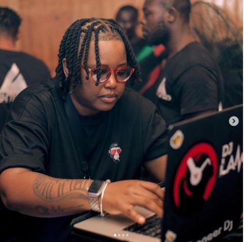 DJ Lambo Top Nigerian Female DJ