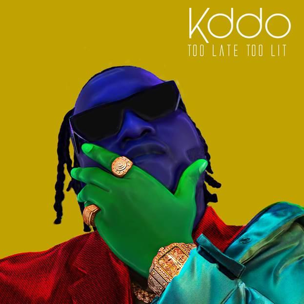 KDDO (Kiddominant) - Too Late Too Lit EP
