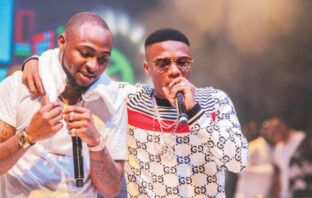 Wizkid and Davido Nominated for South Africa Music Awards