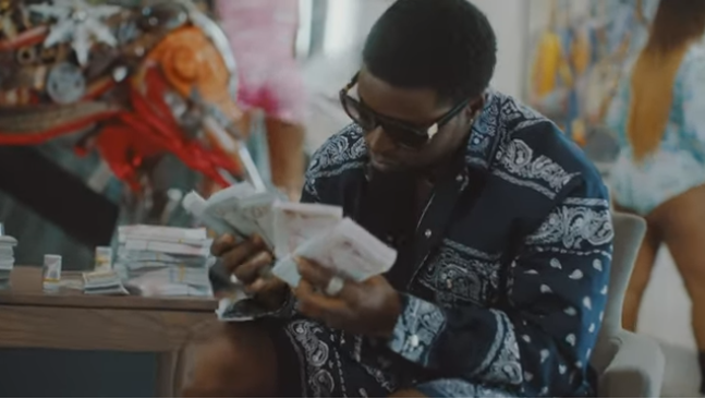 DJ Enimoney - Sugar Daddy ft Olamide video