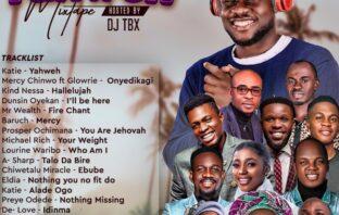 DJ TBX – Yahweh Mixtape 2021