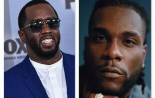 """Burna Boy and P Diddy Meets For The First Time After He Produced """"Twice As Tall"""""""