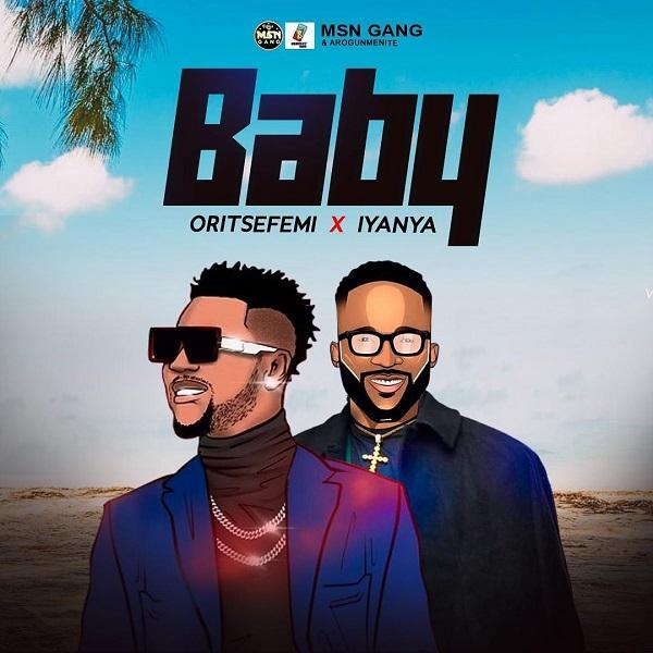 Oritse Femi - Baby ft Iyanya