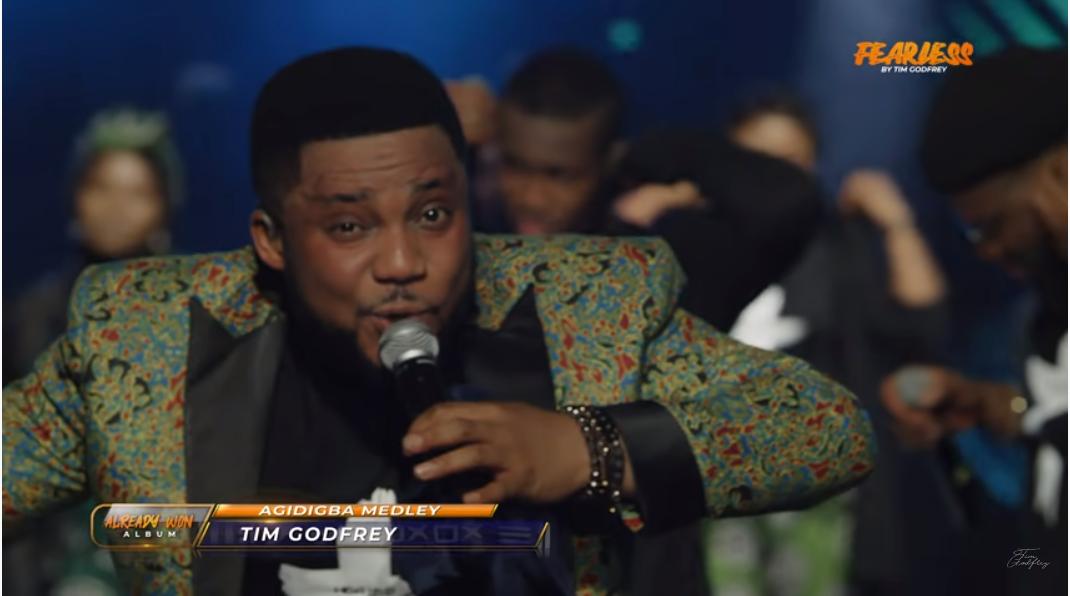Tim Godfrey – Agidigba Medley video