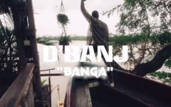 Dbanj – Banga video