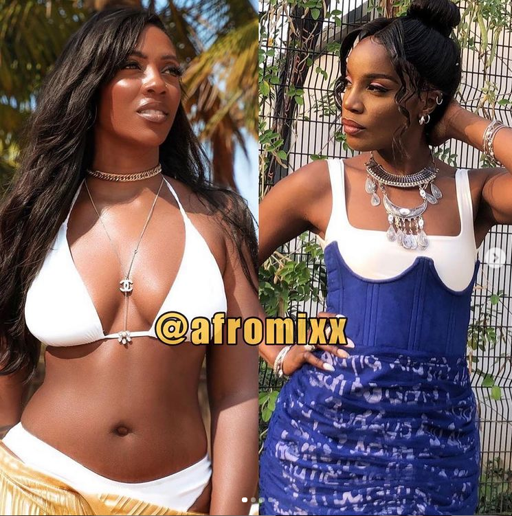 Tiwa Savage and Seyi Shay's Fight: What Led To It