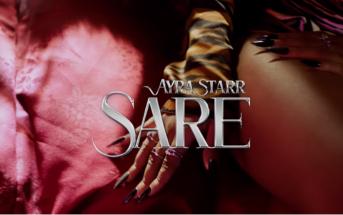 Ayra Starr – Sare video