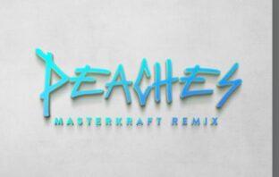 Justin Bieber – Peaches (Remix) ft Omah Lay & Alpha P