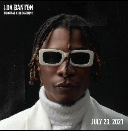 1da Banton Set To Release New Album, New Single On July 2nd