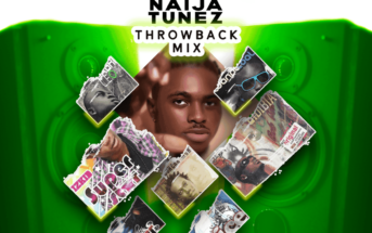 DJ Latitude – Throw Back Mixtape