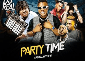 DJ Real – Party Time Special Mix