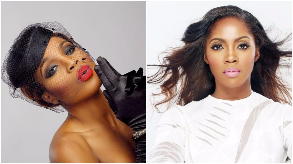 Tiwa Savage and Seyi Shay Fight Dirty In Public, Threaten to Expose More Dirt
