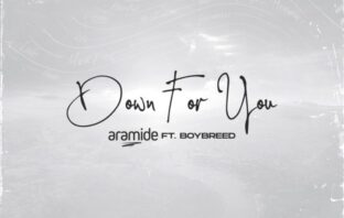 Aramide ft Boybreed – Down For You
