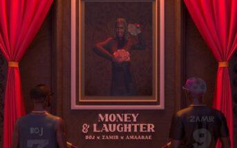 BOJ - Money and Laughter ft Zamir & Amaarae video