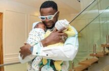 Kiss Daniel Buys New Homes For His Twin Boys, Reveals One Died