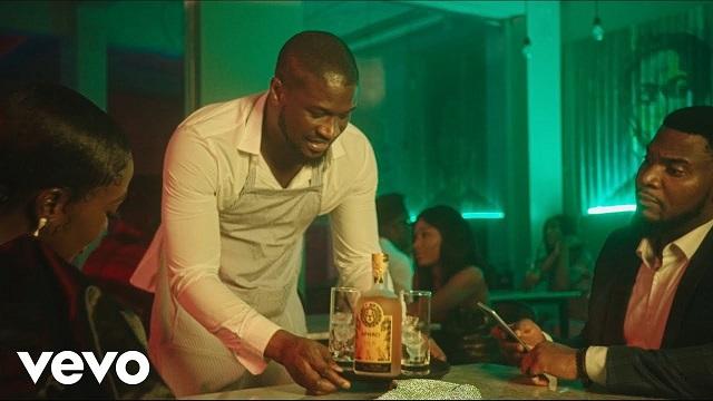 Mr P – Paloma ft Singah video