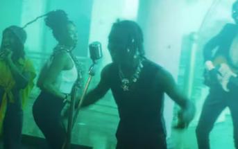 Bella Shmurda – Party Next Door video