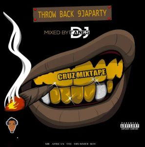 DJ Fanes - Throwback 9ja Party Cruz Mix
