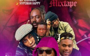 DJ Oskabo ft Hypeman Happy – Amapiano Mixtape