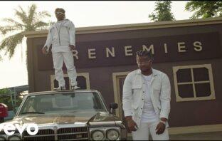 Rexxie ft Oxlade – Frenemies video