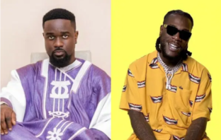 Sarkodie Says He Sold Out Apollo Theatre Before Burna Boy Did
