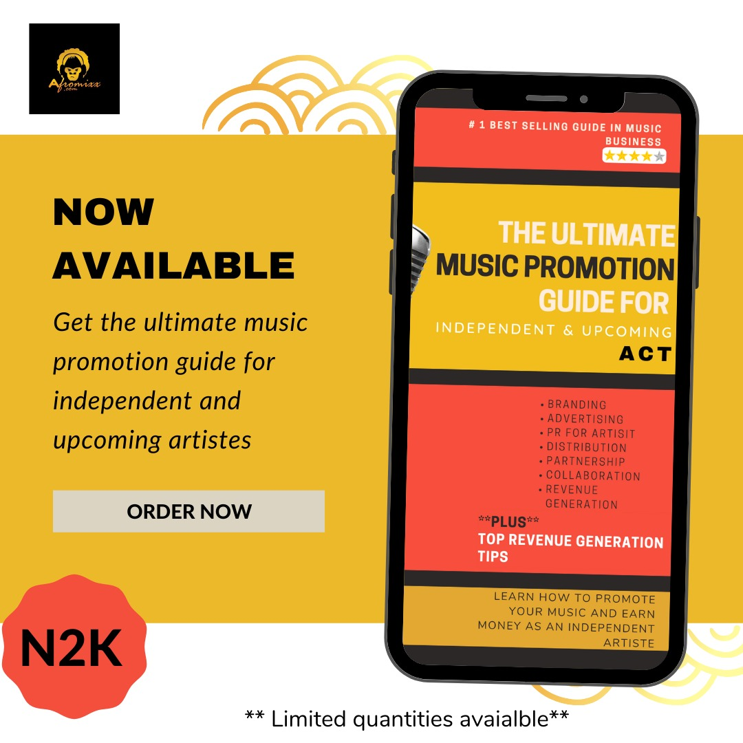The Ultimate Music Promotion Guide for Independent and Upcoming Artistes