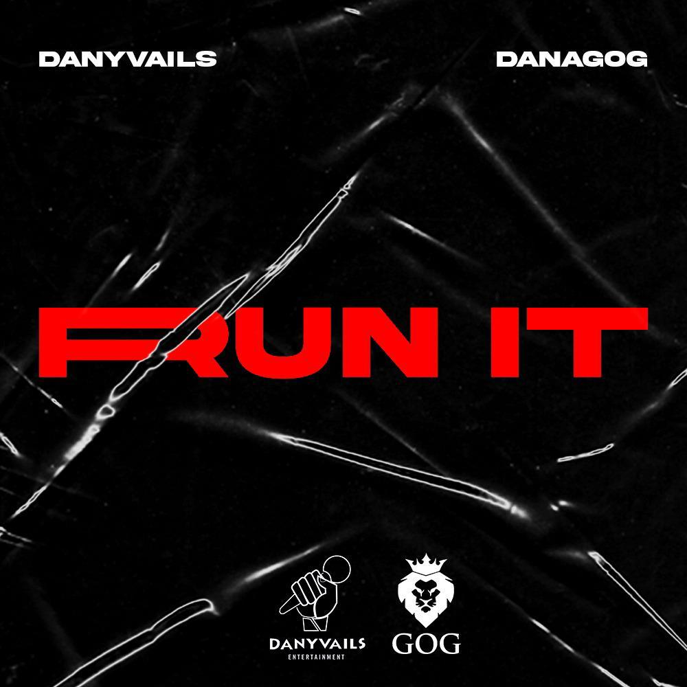 """Danagog X Danyvails releases new single """"Run It"""" ahead of """"Afrobeats to the world"""" album"""