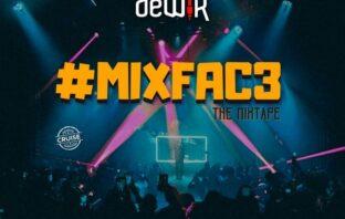 DJ Dewik - Mixfac3 Mixtape
