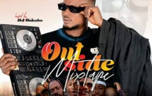 DJ Oskabo - The Outsiders Mixtape
