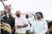 Davido and Focalist Seen on Set for New Video in London