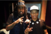 US Rapper, Wale Performs Ojuelegba with Wizkid on Stage at MIL Tour