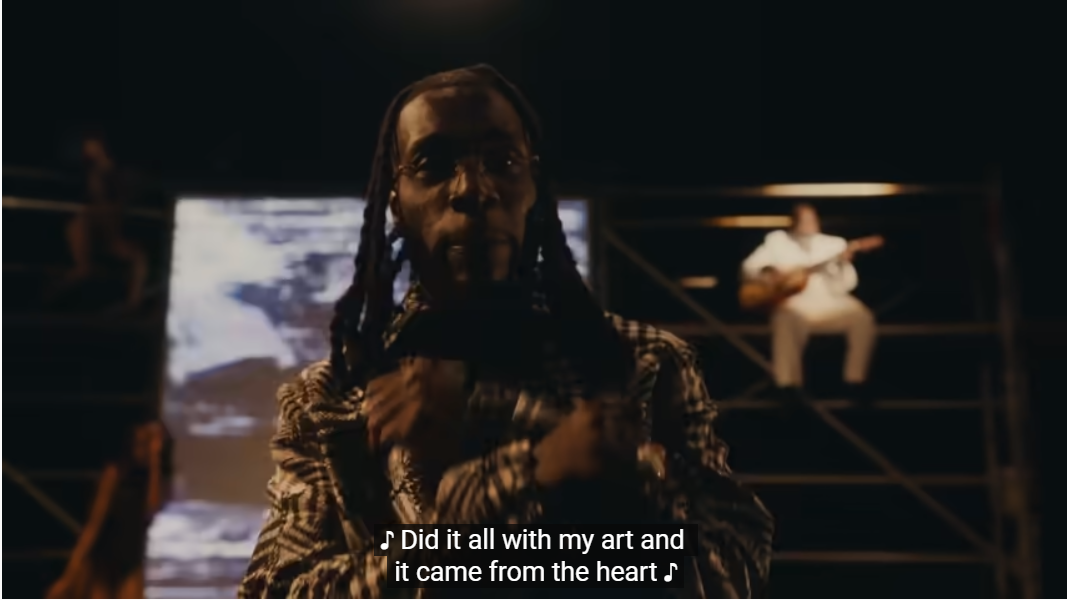 Burna Boy – Want It All ft Polo G video