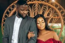 Singer, Skales Finally Weds His Hearthrob Hassanity in Grand Style