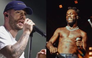 Reactions as Jon Bellion Hints on Collaboration with Burna Boy