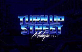 DJ 4Kerty – Turnup Street Mixtape Vol.1
