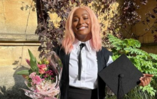 DJ Cuppy Shares Pictures of her Matriculation in Oxford University