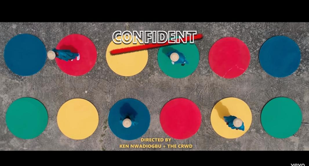 Savage ft Buju – Confident video