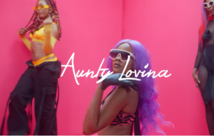 Ycee – Aunty Lovina ft Patoranking video