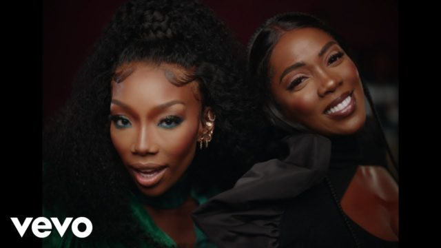 Tiwa Savage ft Brandy – Somebody's Son video